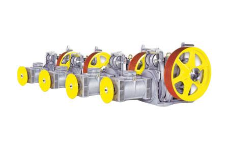 RST Elektronik AM-Antriebe
