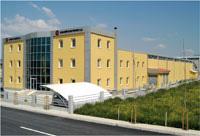 RST Elektronik Gebäude Asansoer